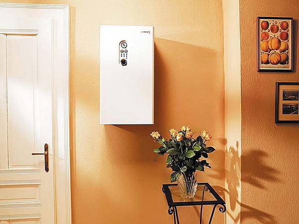 Отопление частного дома электрическим котлом 2