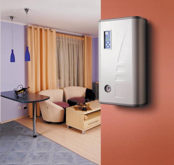 Отопление частного дома электрическим котлом 5