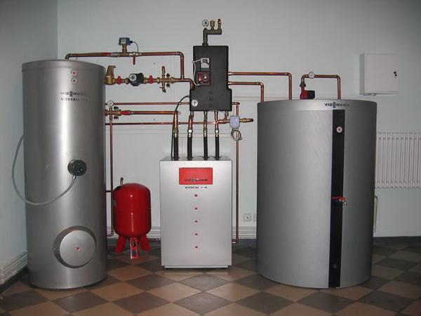 Газовые котлы для частного дома 2