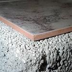 Как утеплять керамзитом бетонный пол 1