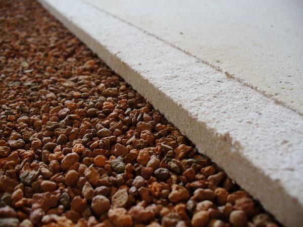 Как делать деревянный пол по грунту с утеплением керамзитом 2