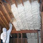 Можно ли утеплять пенополиуретаном крышу 1