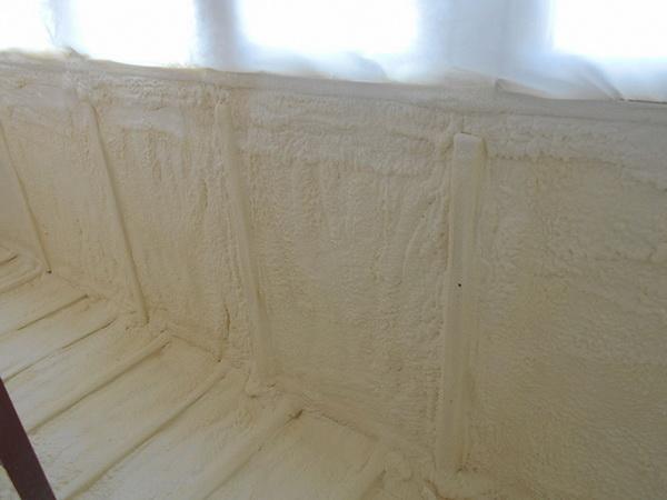 Утепляем пенополиуретаном лоджию и балкон 4