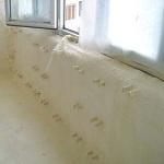 Утепляем пенополиуретаном лоджию и балкон 1