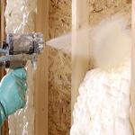 Утепляем стены дома, бани, гаража пенополиуретаном 1