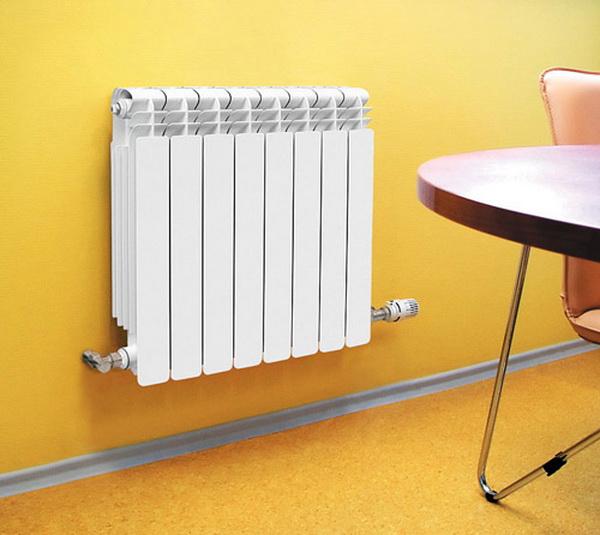 Алюминиевые радиаторы отопления – технические характеристики, плюсы и минусы 3