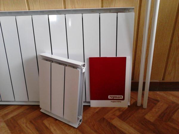 Алюминиевые радиаторы отопления какие лучше выбрать и почему? 5