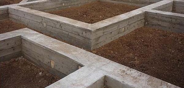 Фундаментные работы - стоимость заливки фундамента за куб 2