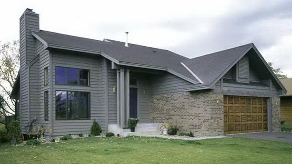 Проекты коттеджей с цокольным этажом - фото домов с цоколем 4