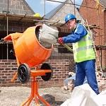 Малые бетономешалки - какую выбрать бетономешалку для дачи или частного дома 1