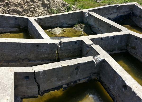 Как рассчитать нагрузку на фундамент, объем материалов, цемент - используем калькулятор 2