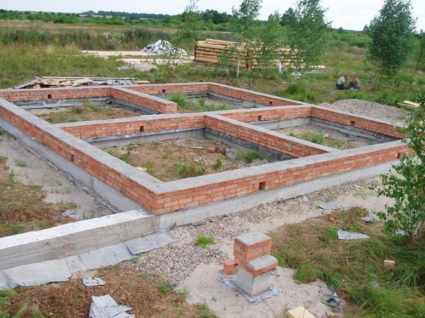 Как рассчитать нагрузку на фундамент, объем материалов, цемент - используем калькулятор 4