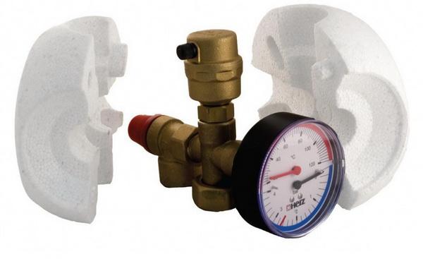 Предохранительный клапан в системе отопления – для чего и как ставить 2