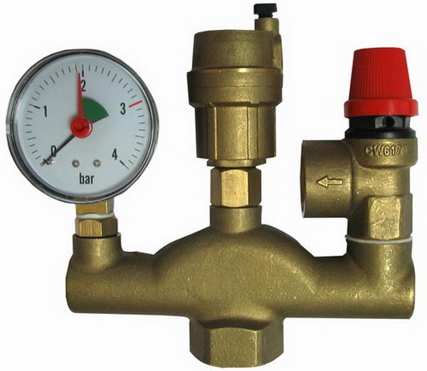 Предохранительный клапан в системе отопления – для чего и как ставить 3