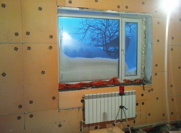 Теплоизоляционные материалы для стен внутри частного дома 5
