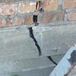 Треснул фундамент - что делать теперь, и как укрепить фундамент старого дома 1