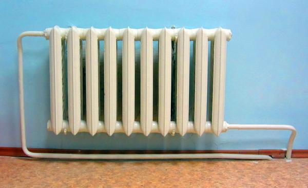 Строительный дизайн – радиаторы отопления водяные для частного дома 3