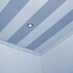 Панели ПВХ потолочные - обшиваем потолок в частном доме 1