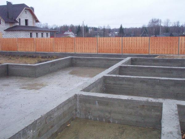 Сбор нагрузок на фундамент - руководство по проектированию свайных фундаментов частных домов 3