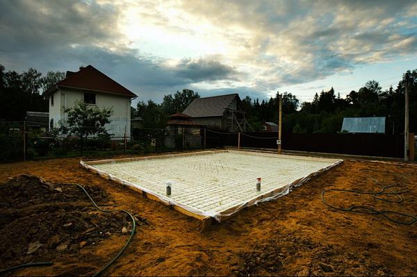 Сбор нагрузок на фундамент - руководство по проектированию свайных фундаментов частных домов 5