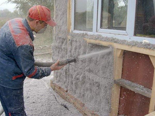 Современные утеплители для наружных стен частного дома 2
