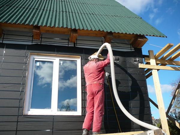 Современные утеплители для наружных стен частного дома 5