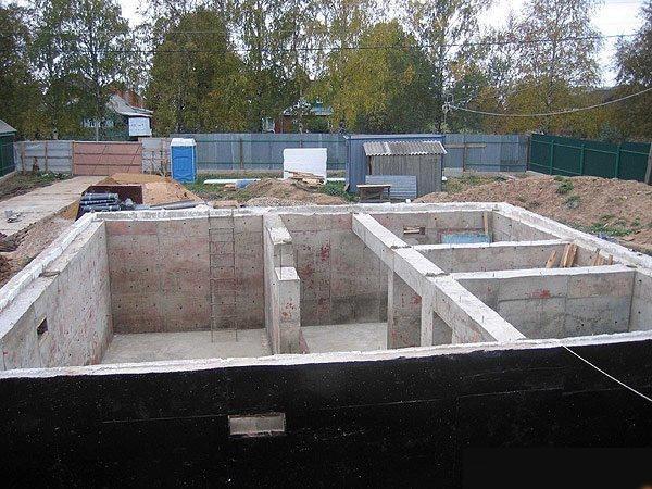 Частные дома из газобетонных блоков 2