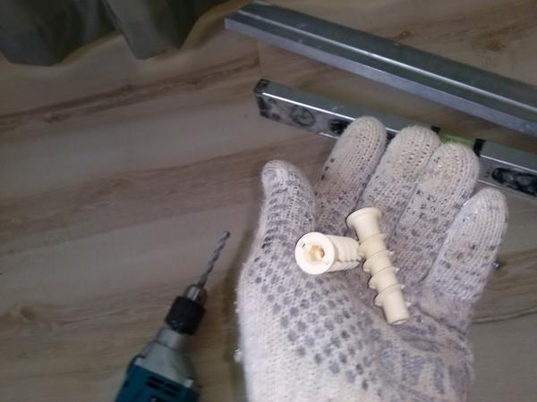 Какой дюбель использовать для пеноблока - варианты 3