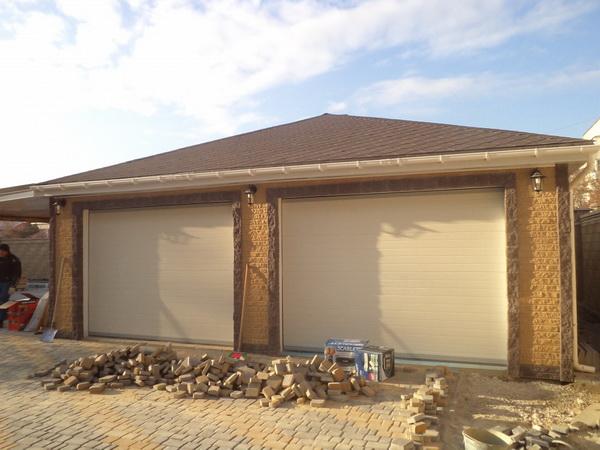 Строим свой гараж из СИП панелей - от А до Я 2