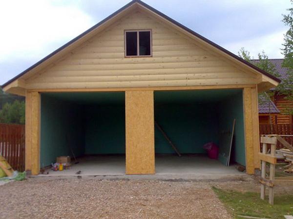 Строим свой гараж из СИП панелей - от А до Я 4