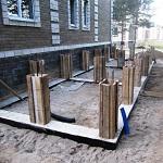 Как правильно пристроить пристройку к деревянному дому 1