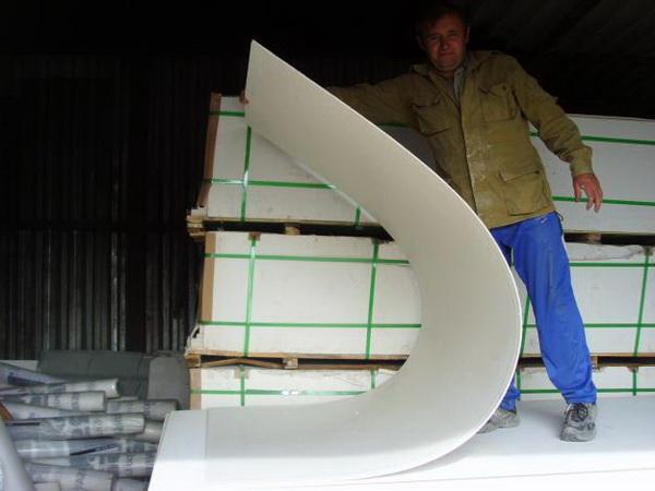 Как применяется стекломагниевый лист в частном строительстве 5
