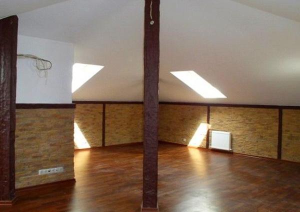 Внутренняя отделка частного дома из пеноблоков 5