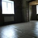 Внутренняя отделка частного дома из пеноблоков 1