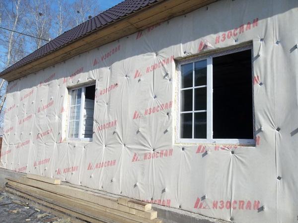 Как утеплить дом из бруса снаружи - технологии и материалы 5