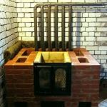 Водяное отопление от печи на дровах - схема и правильный монтаж 1