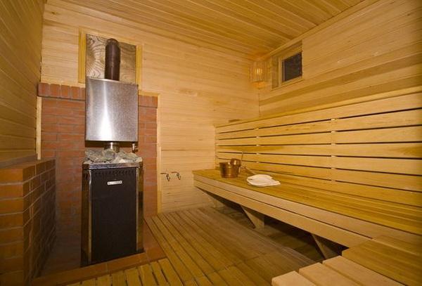 Чем покрыть вагонку в банной парилке - составы и пропитки для бани 5