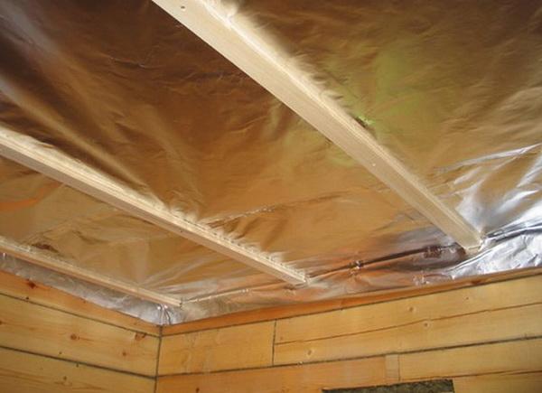 Пароизоляция для бани на потолок в парилке - 3 лучших варианта 2