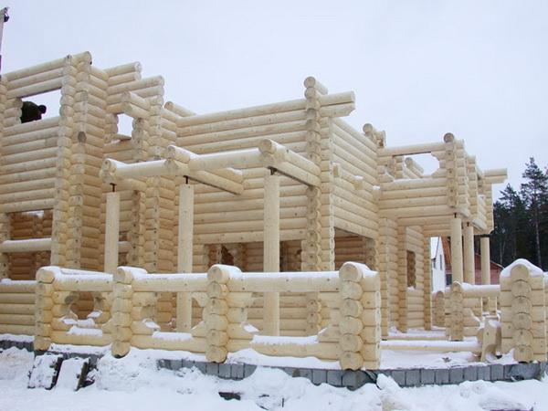 Так можно ли строить дом зимой? 3