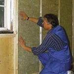 Утепление брусового дома изнутри А