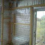 Утепление кирпичных стен изнутри А
