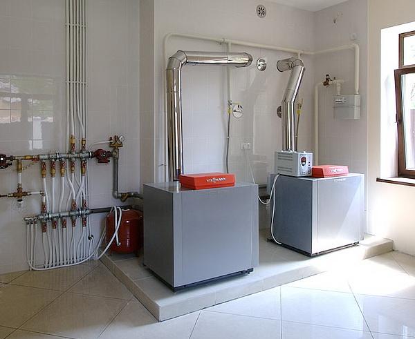 Автономное отопление частного дома 2