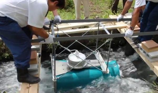 Элеткроснабжение дома ГЭС