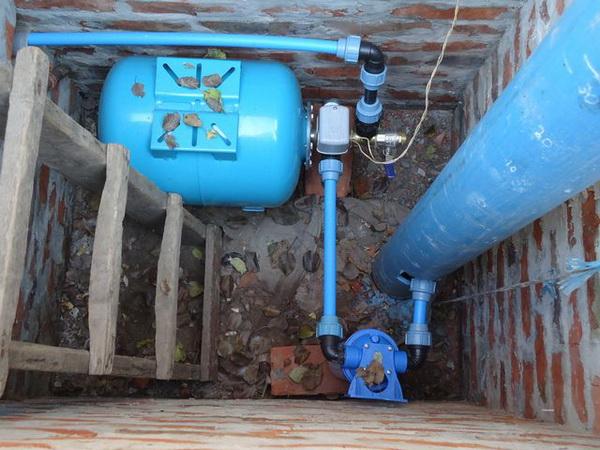Как снабдить дом водой 3