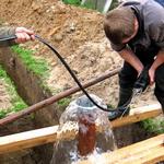 Как снабдить дом водой А