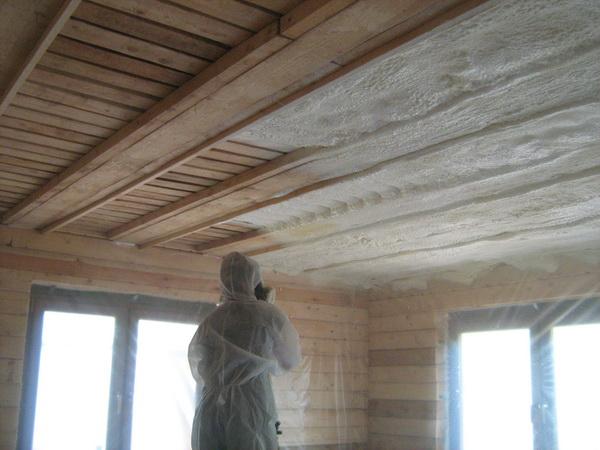 Можно ли утеплять пенополиуретаном крышу 5