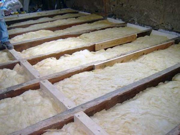 Делаем теплый подпол в деревянном доме 4