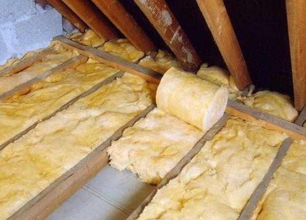 Как утеплять потолок в деревянном доме 4