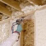 Утепляем изнутри стены, пол и потолок ППУ 1