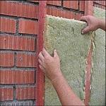 Утепление кирпичного дома - утепляем стены снаружи 1
